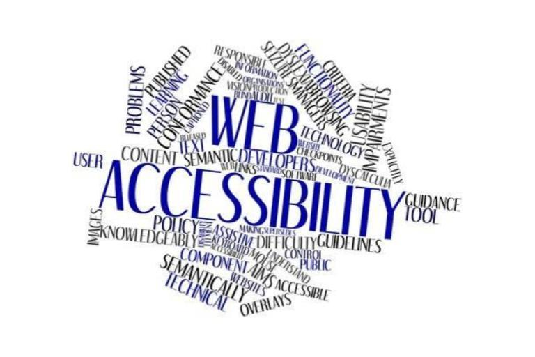 Web Accesibility